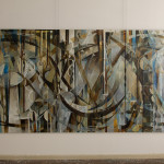 The work of artist Jim Jobe