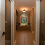 Master Bath and walk-in closets