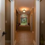 Master Bath and walk-in closets