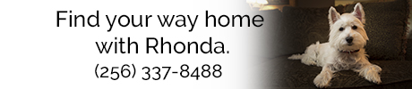 Find your way home with Rhonda!