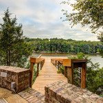 Waterfront property Boathouse access