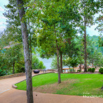 View from Waterfront property patio